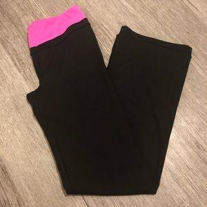 "Victoria Secret sport yoga pants inseam 32"""